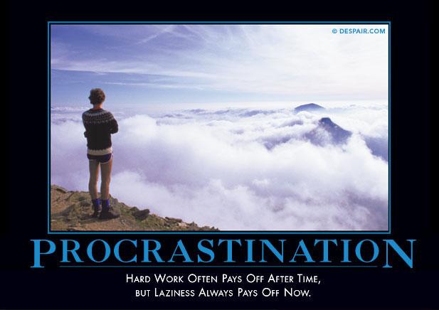 2671procrastinationposter